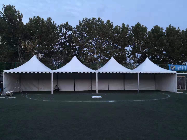 欧式尖顶帐篷-2