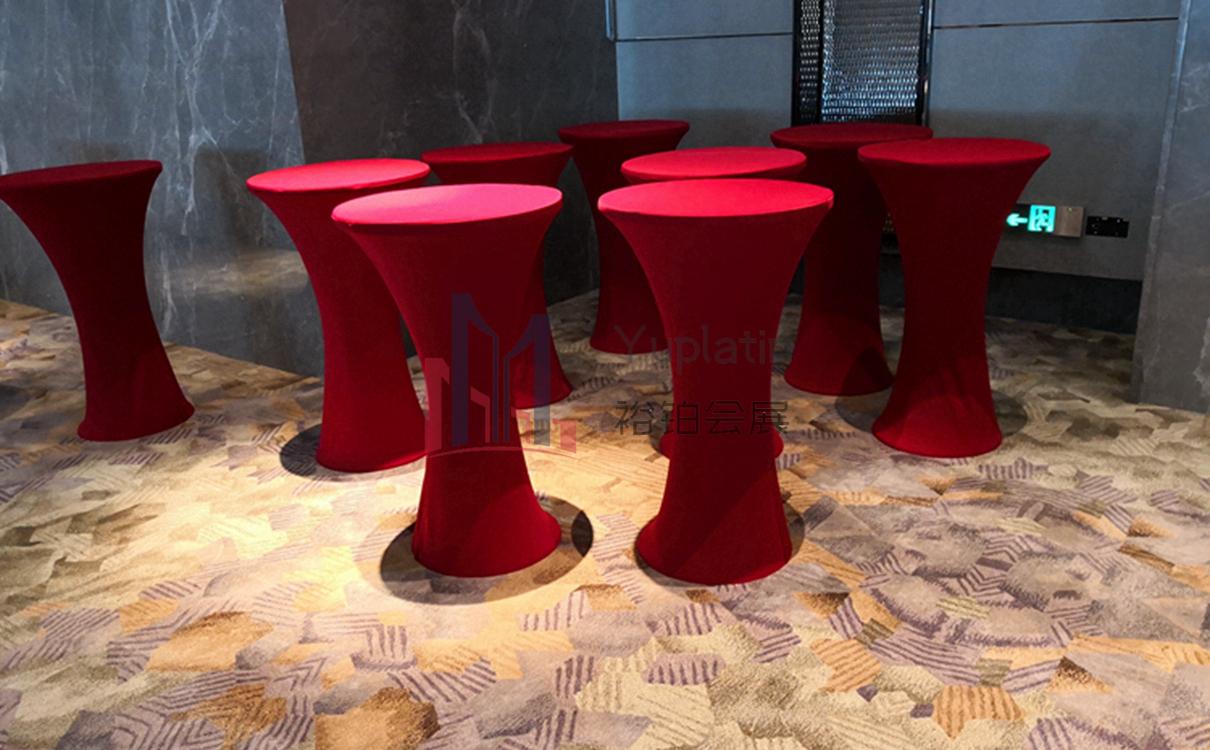 红色吧桌-2