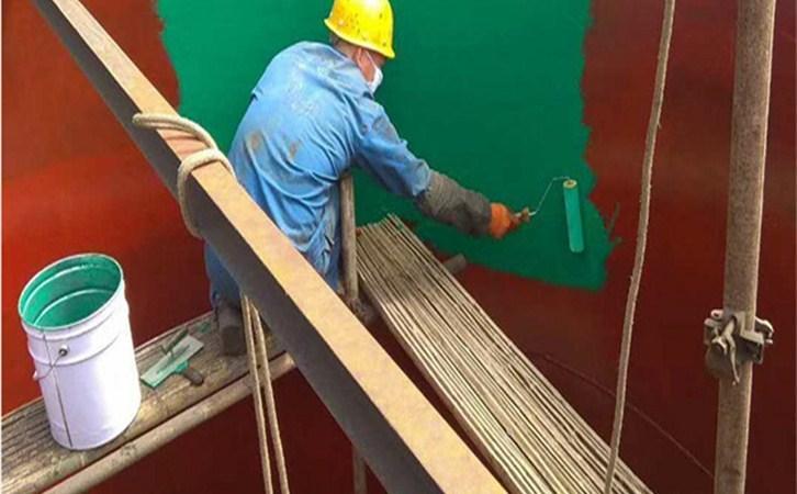 环氧玻璃鳞片漆施工方法