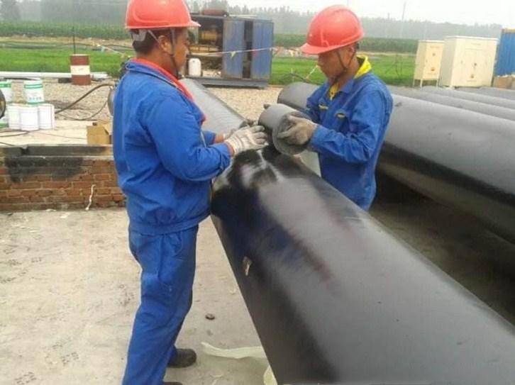 环氧煤沥青漆施工方法