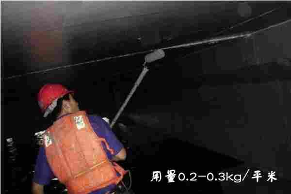 环氧煤沥青漆500μm需要刷几遍