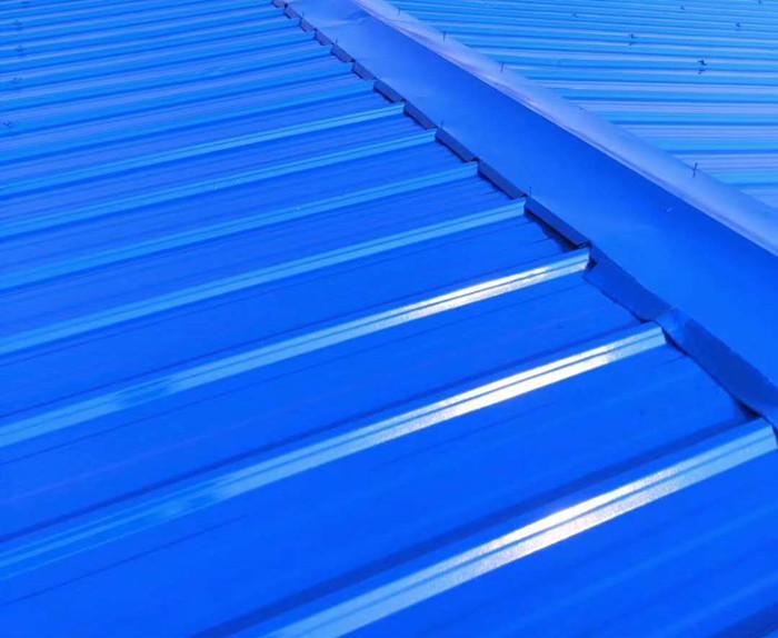 屋顶彩钢喷漆多少钱一平方,能保几年