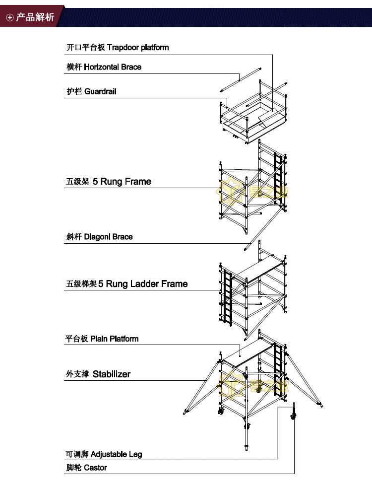 2017焊接铝合金脚手架-设计图-无水印_04