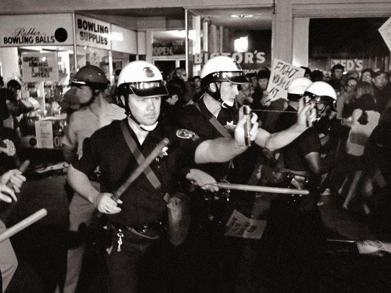 1967奥克兰骚乱