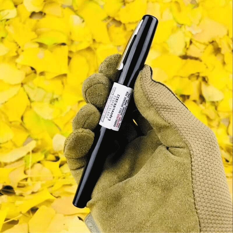 沙豹钢笔型防狼喷雾细节图3
