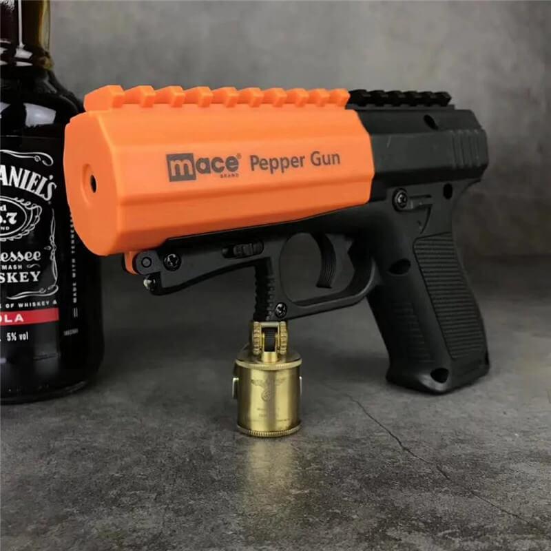 mace梅西80406辣椒喷雾枪2代11