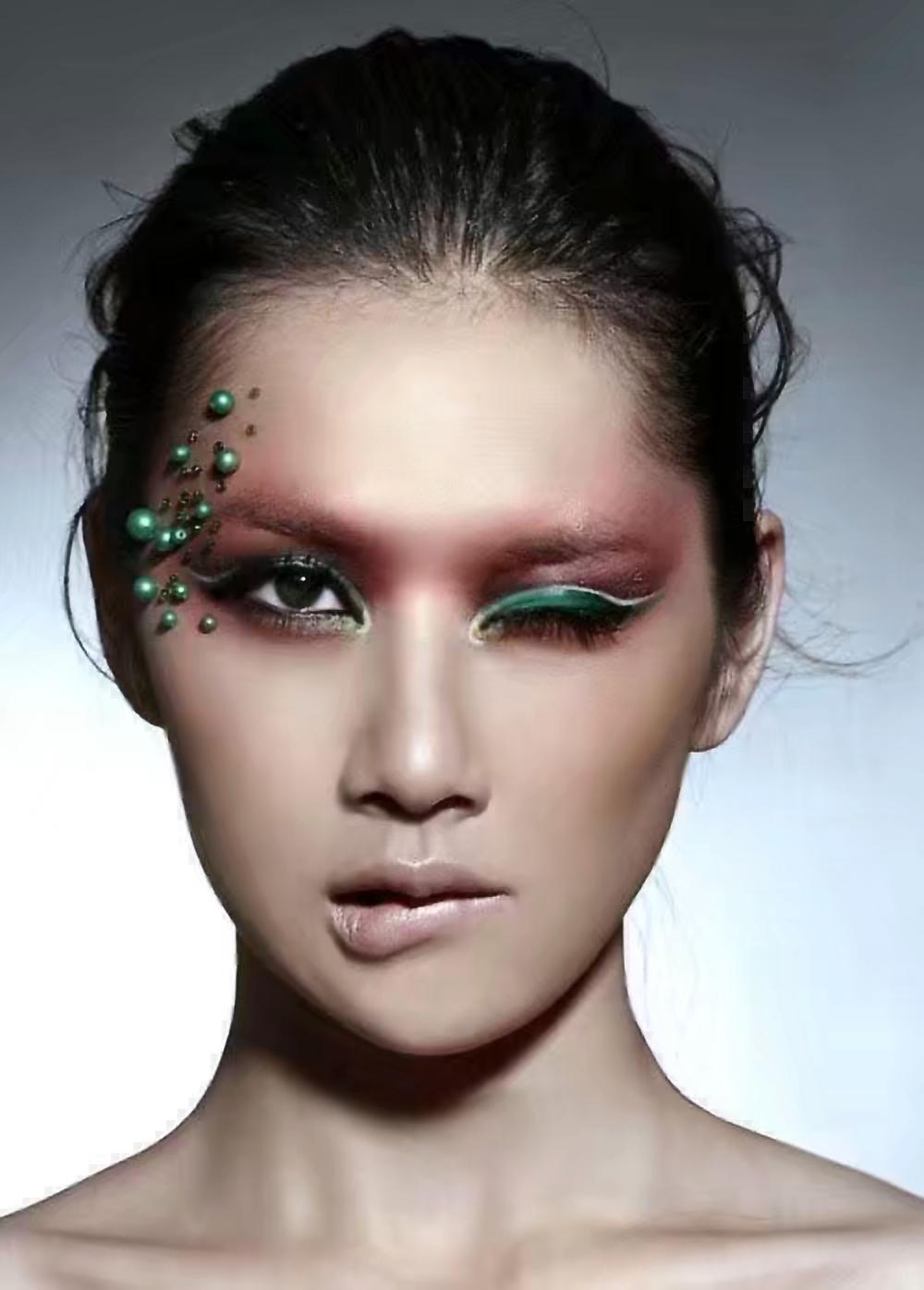 高级彩妆作品31