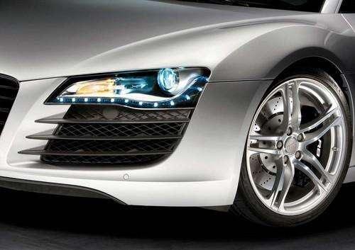 2023年全球车用LED产值将达到42.1亿美金