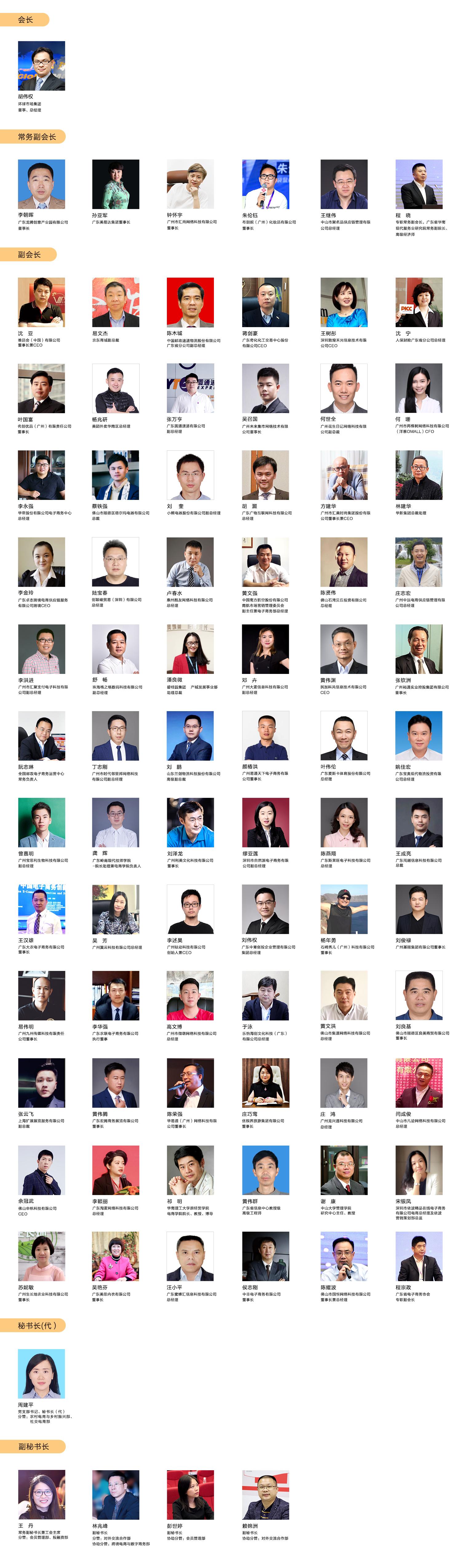 广东省电子商务协会核心会员单位4-