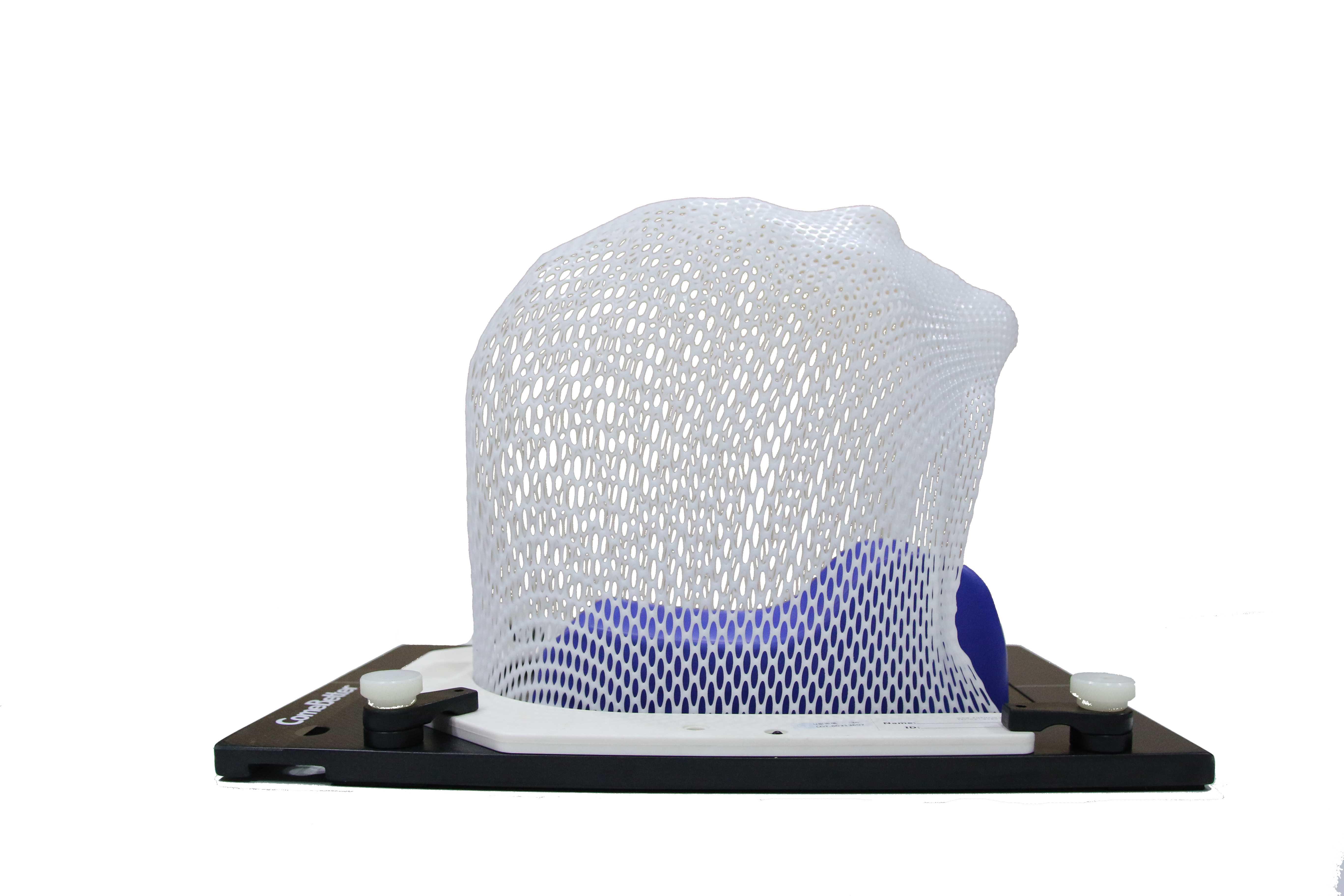 1U型头部定位膜-塑形效果-1