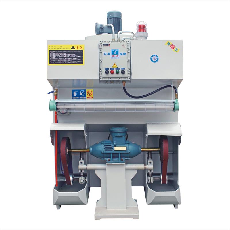 水式除塵器-ZY-312單機濕式除塵防