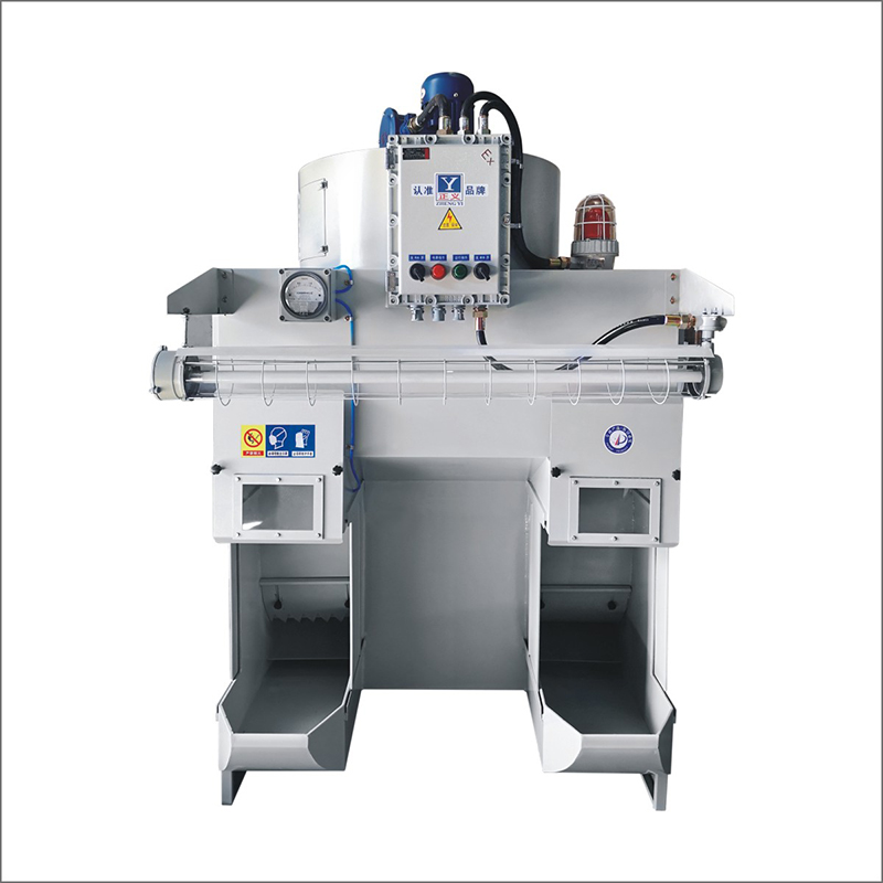 水式除塵器-ZY-SF300-1自激噴