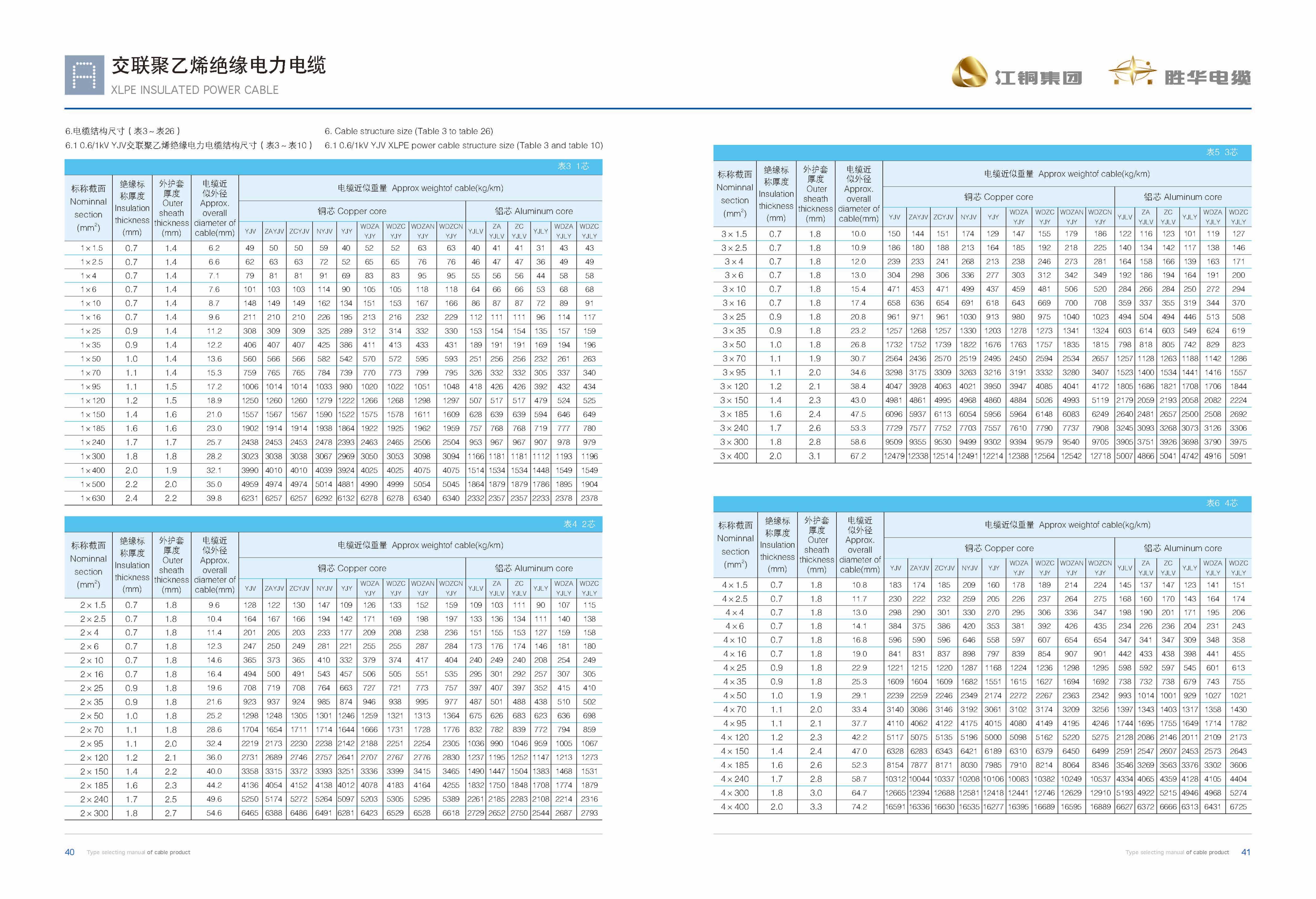 江铜胜华型号电子版2019-22