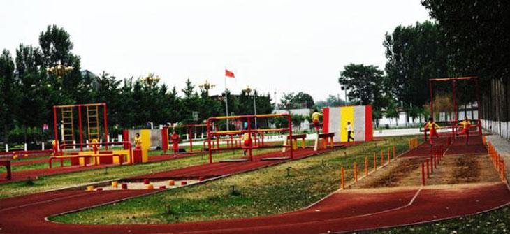 训练场地4
