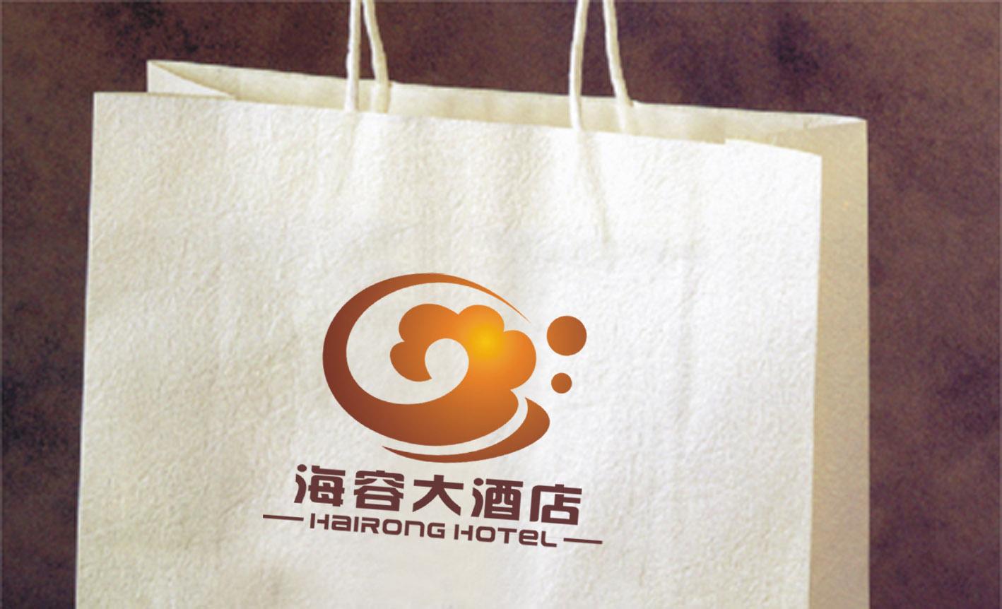 海容大酒店LOGOVI設計-5