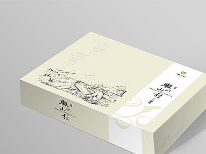車云山村茶葉包裝設計-1
