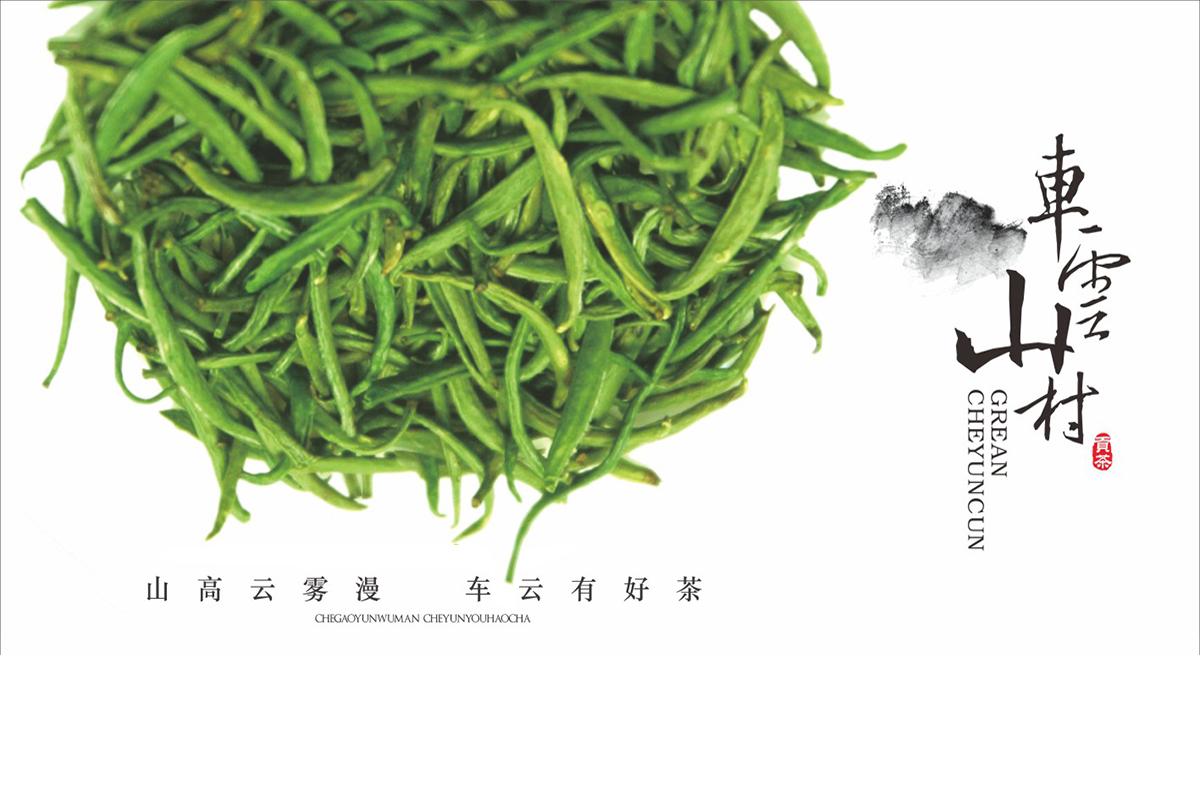 车云山村茶叶包装设计-3