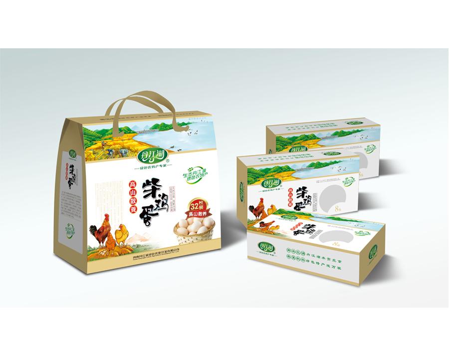 丹江湖LOGO包裝VI設計-25