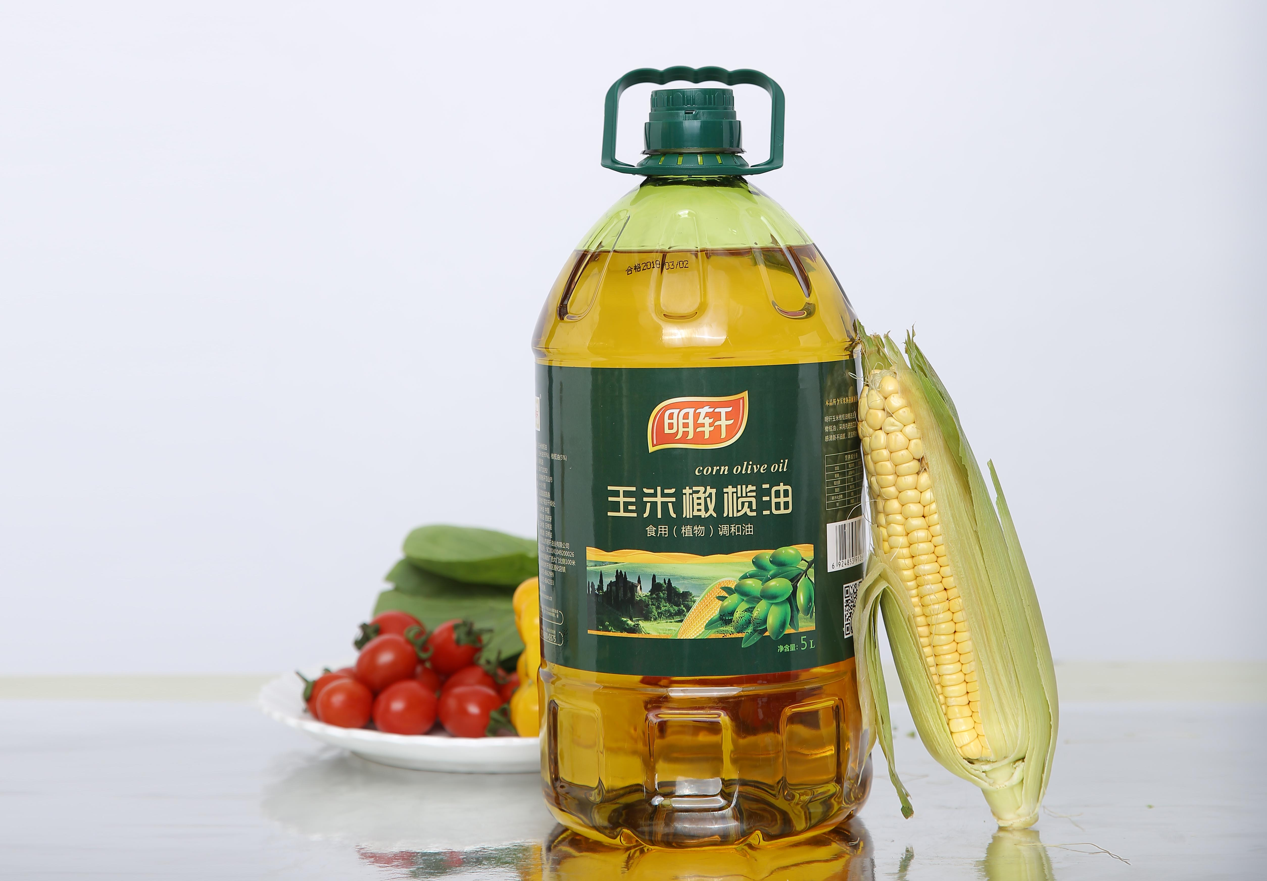 5L玉米橄榄油2