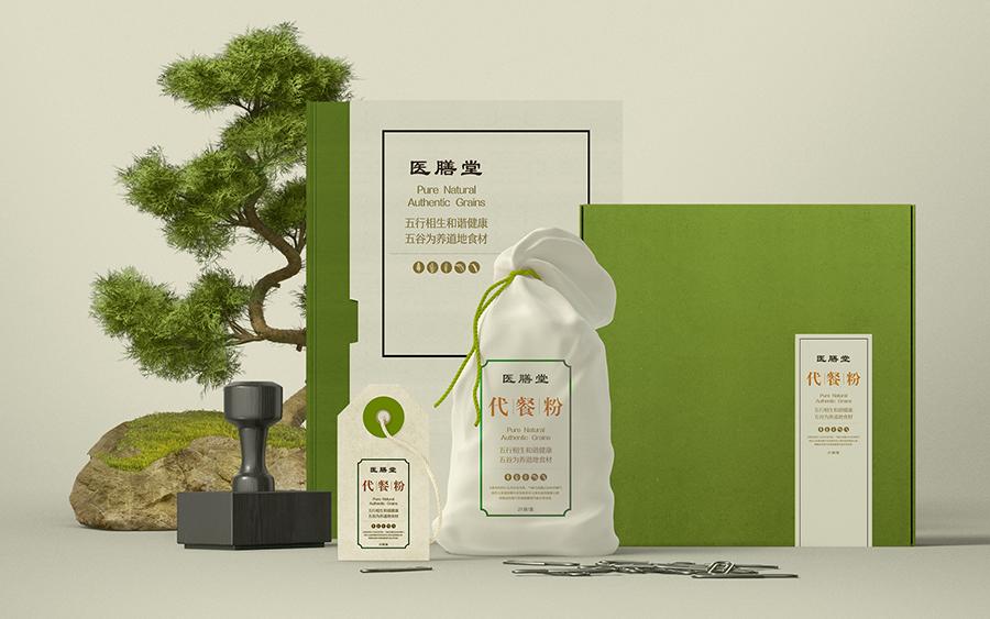 善璞生态农业LOGO包装设计-5