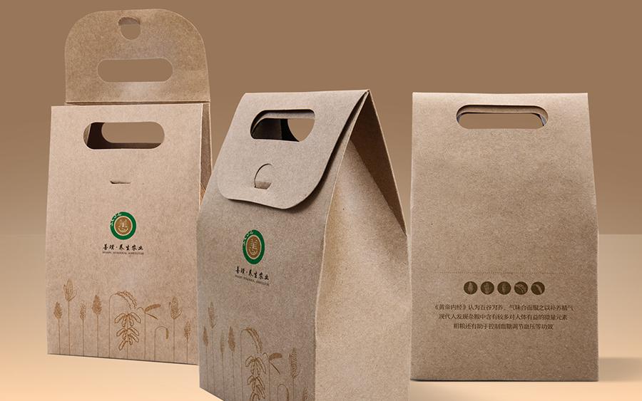 善璞生态农业LOGO包装设计-6