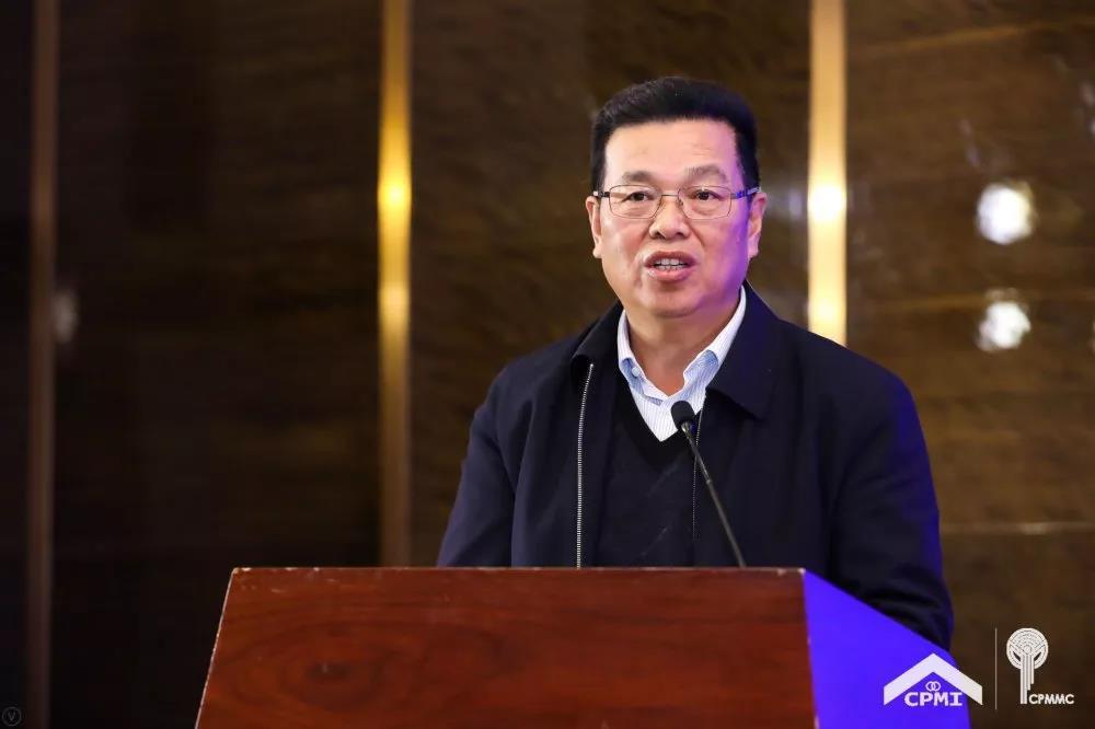 物协产学研-中国物协会长沈建忠作重要讲话