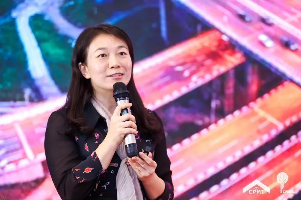 物协产学研-清华大学建筑学院副教授刘佳燕博士