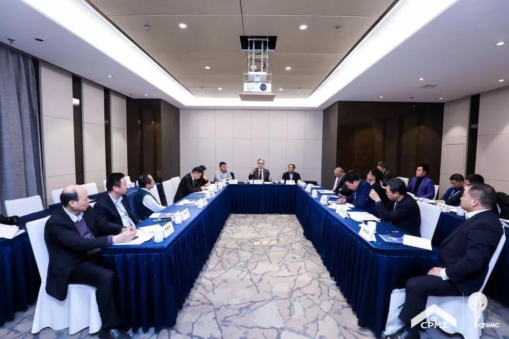 物协产学研-第一届第一次产学研专委会主任委员会议