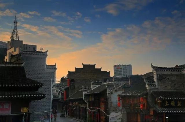 稹理物业在管项目贵州铜仁中南门古城