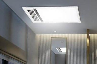 风暖浴霸安装方法