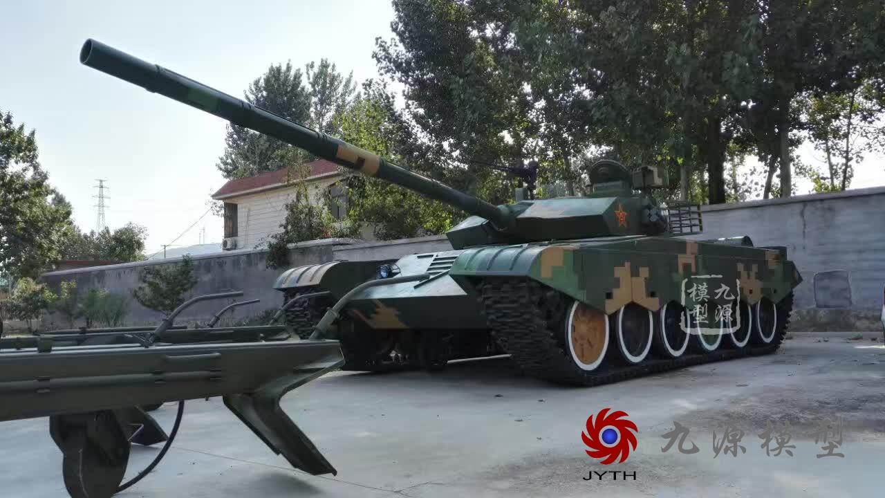99试坦克-99试坦克-3