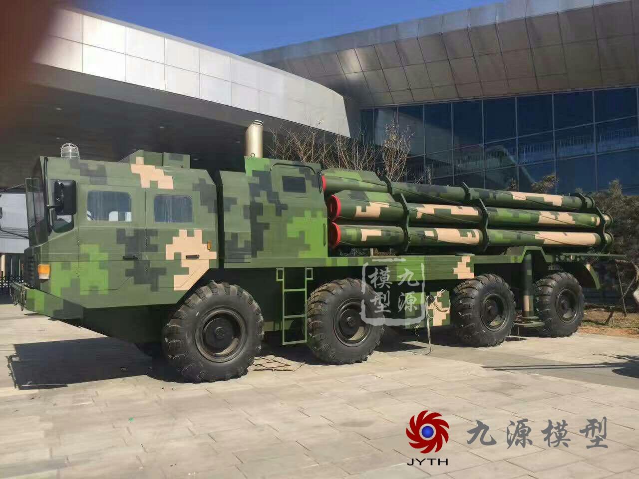导弹车-导弹车-1