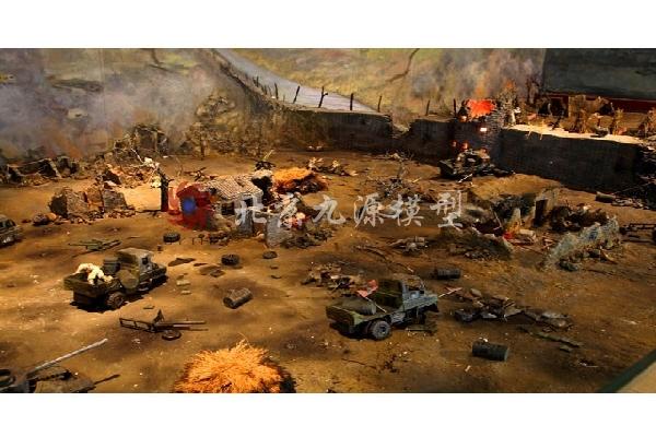 抗日战争场景模型-抗日战争场景模型-1