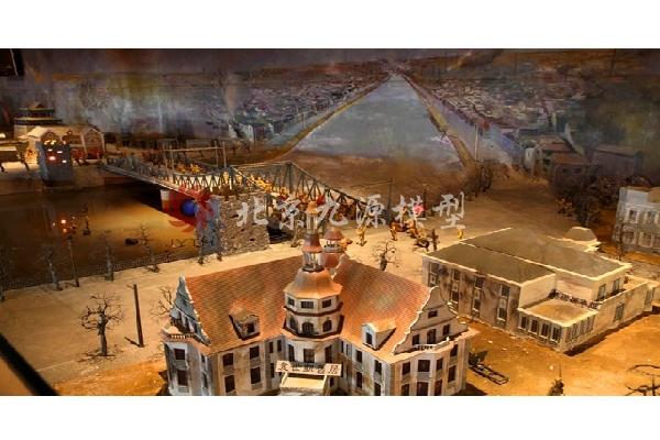 抗日战争场景模型-抗日战争场景模型-2