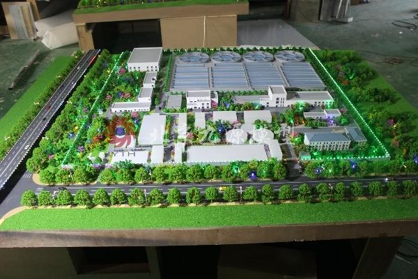 西宁市第六污水处理厂模型-IMG_39