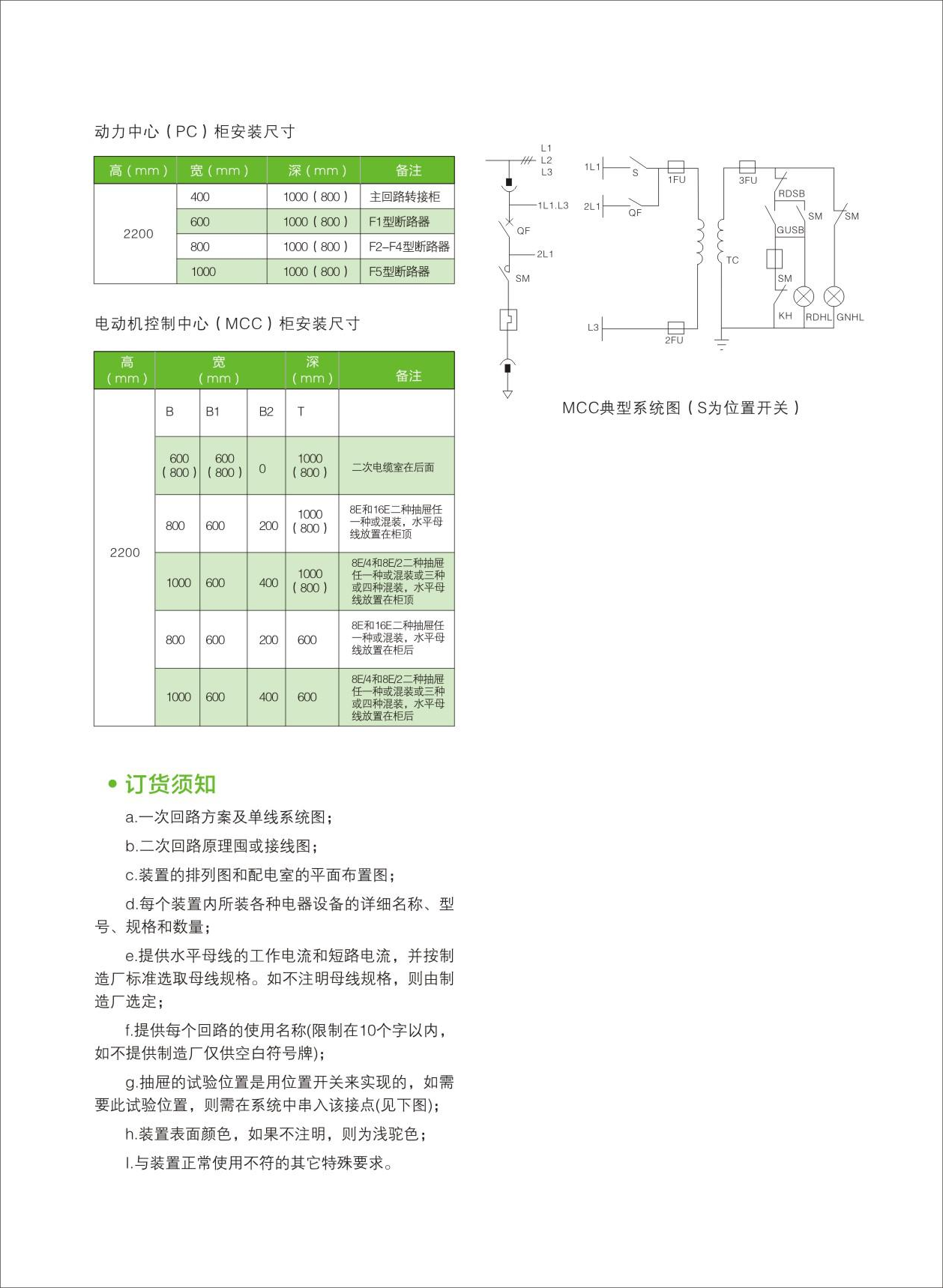 GMH2-安亞柜型低壓組合分隔式開關柜-03