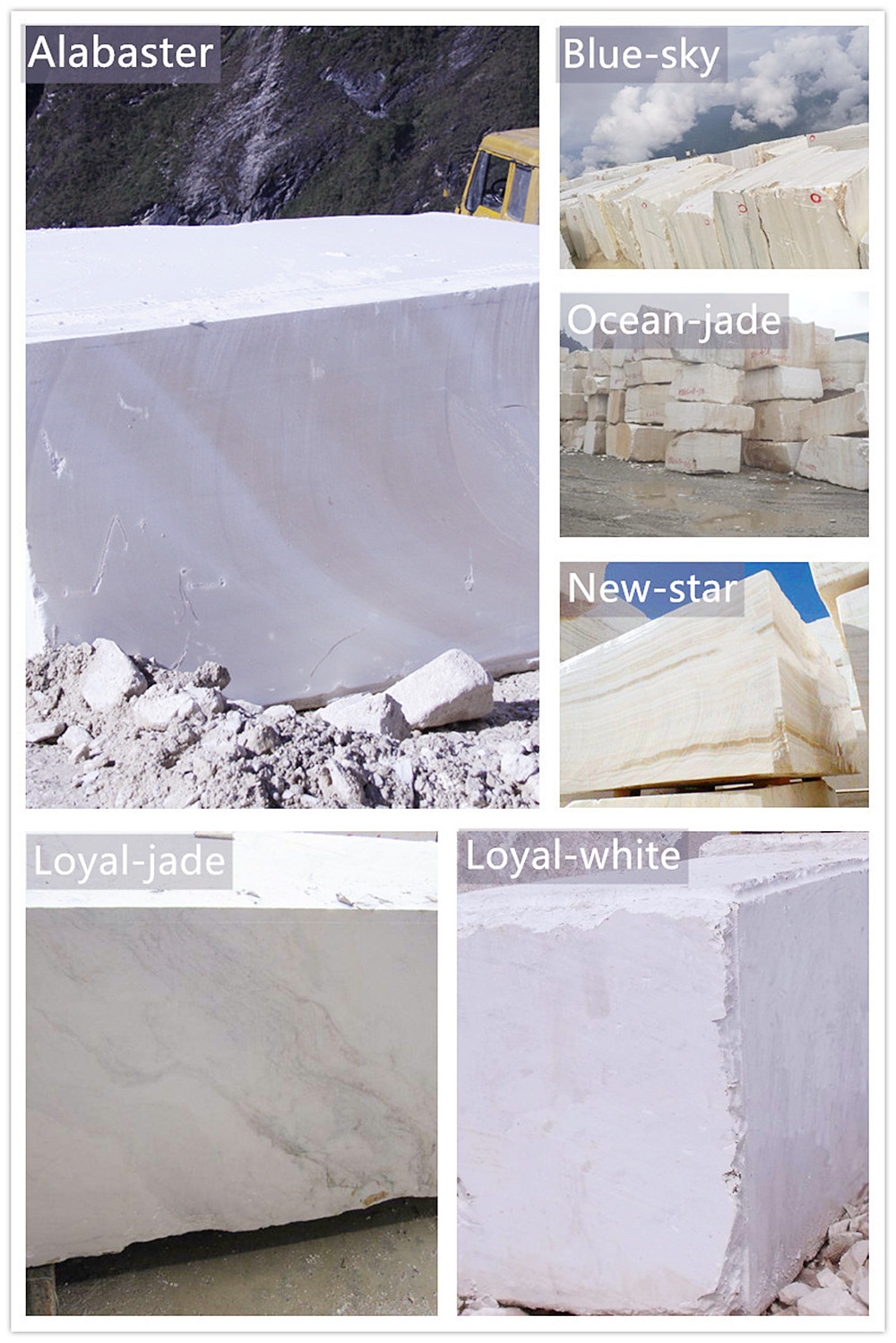 China-Alabaster-New-Star-Grey-Black-Yellow-Silver-Beige-Travertine-Limestone-Onyx-Sandstone-Granite-Slab-Block-White-Marble-for-Flooring-Wall-Tile-Countertop_副本_副本