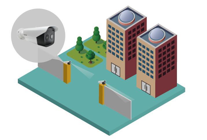 周界安全监测系统