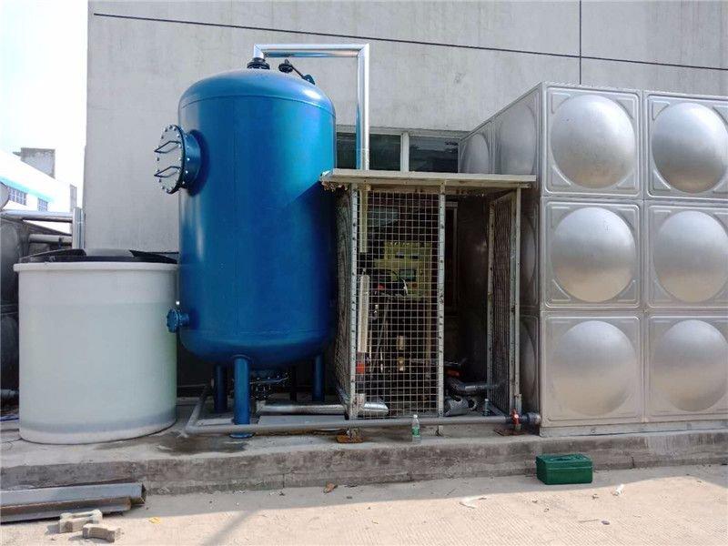 30吨软化水