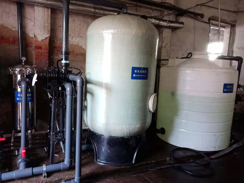 20吨锅炉软化水1