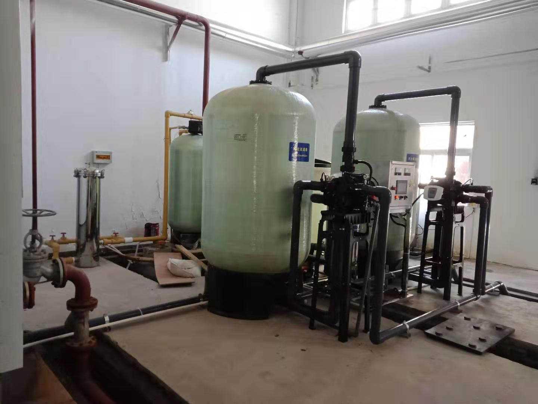 20吨锅炉软化水2