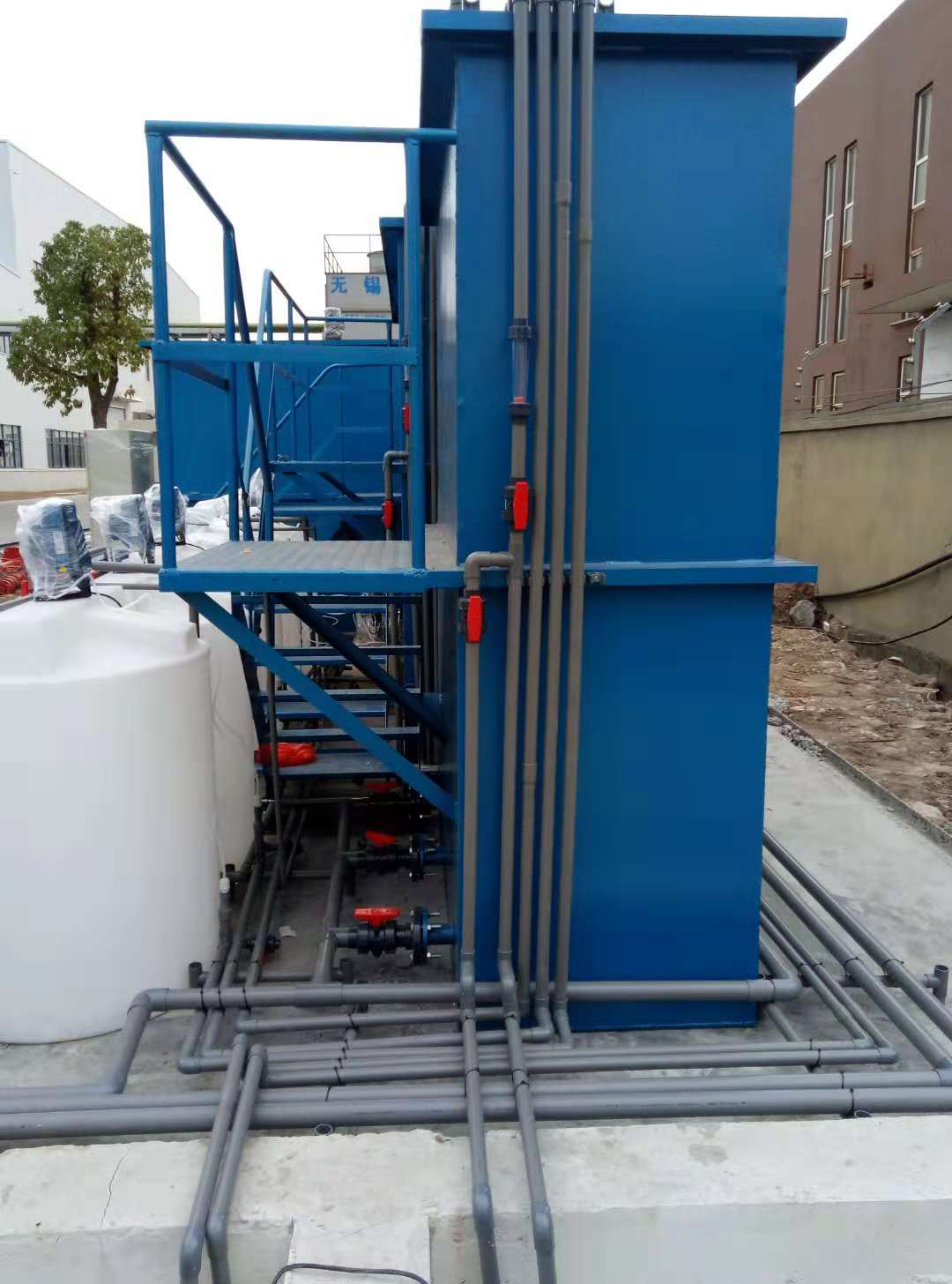 2吨每小时废水处理2