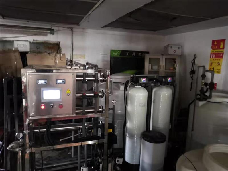 永康1吨纯水设备1
