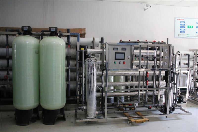 南京工业2.5吨反渗透