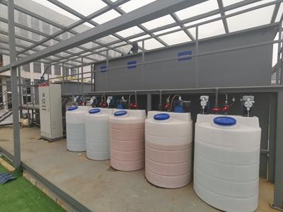 湖州金属塑料废水设备3