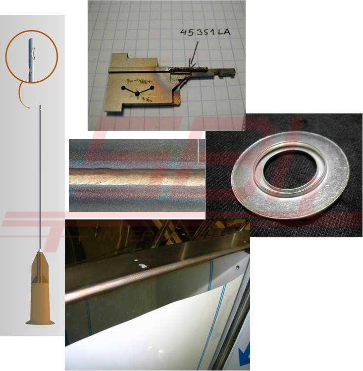 微束等离子焊的应用