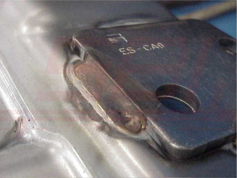 镀锌板等离子钎焊