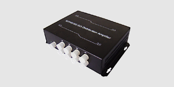 1x8 SDI Distribution Amplifier-RV708