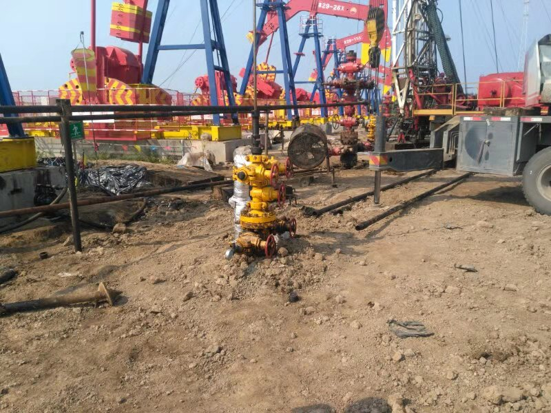 Oil well solution cases
