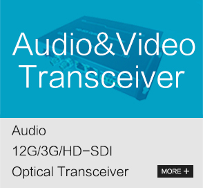 audio&video transceiver